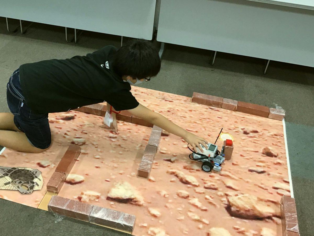 『火星表面を探査しよう!』