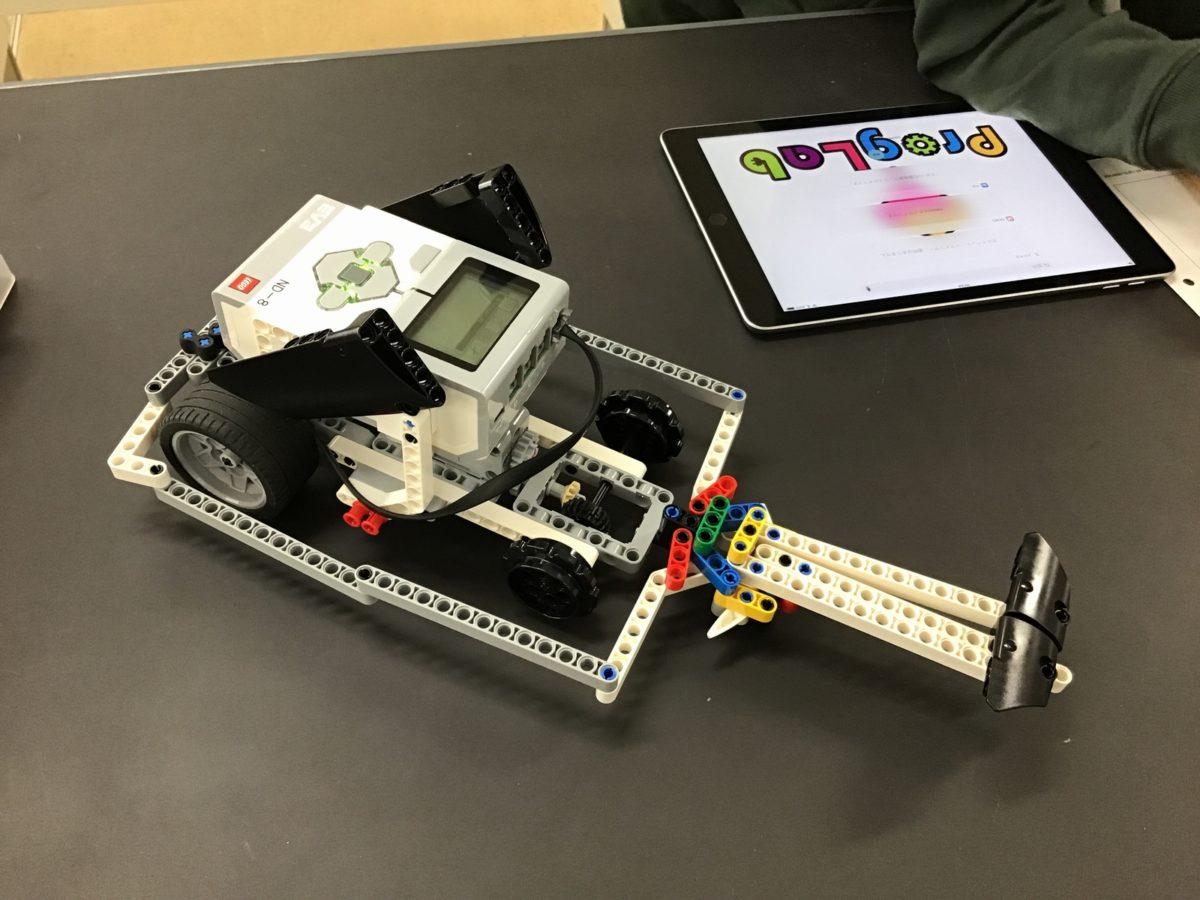 オリジナルロボット!2(WEB作品展)